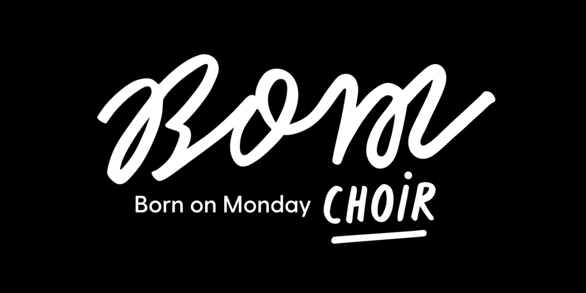 BOM (Born on Monday) Choir logo