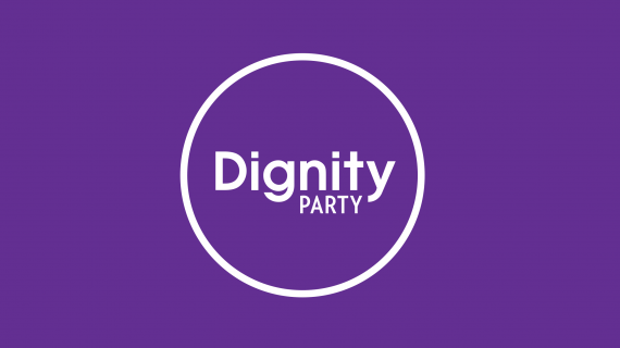 Dignity Party - logo - Icon