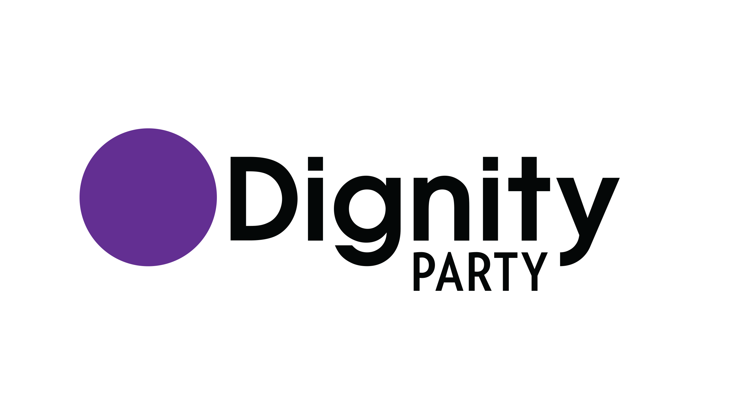 Dignity Party - logo