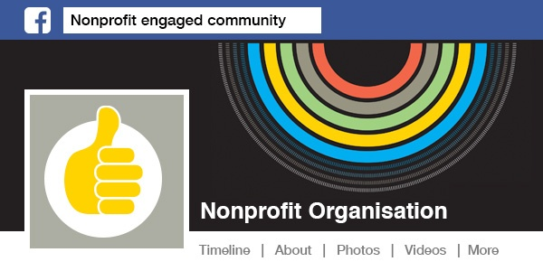 A facebook profile for a nonprofit organisation